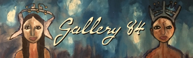 Gallery 84 Banner with faces for card 2