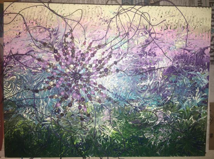 ocean burst w bloom