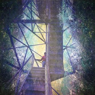 Climbing to New Heights 1800x1800 by HMV Marek