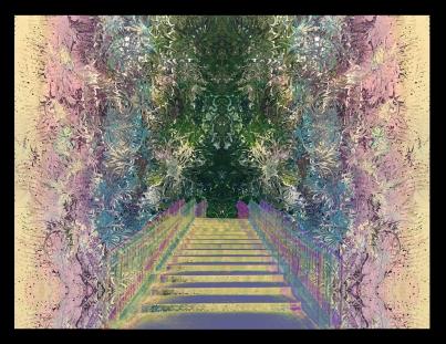 Stairway to unexplored 8x10 1800x2300 by HMV Marek