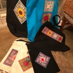 Tote and zipper bags 1800x1800 by HMV Marek